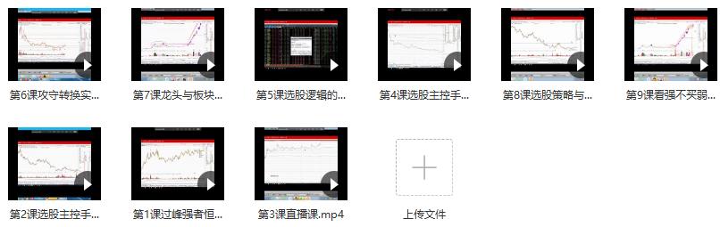 姜灵海32期必修课-归零启航主控实战操盘学教材年第12期